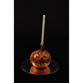 Кейк попсы на хеллоуин тыква