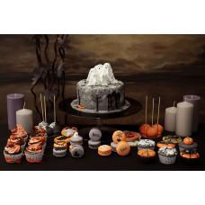 Кэнди бар на Хеллоуин