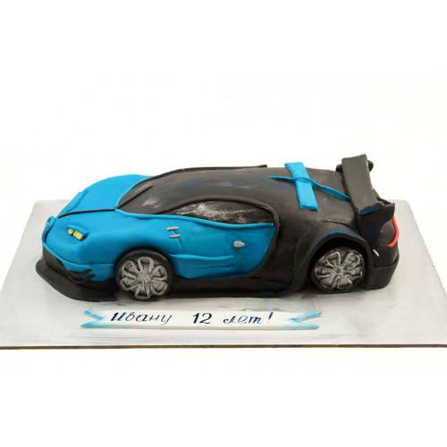 Торт машина Bugatti