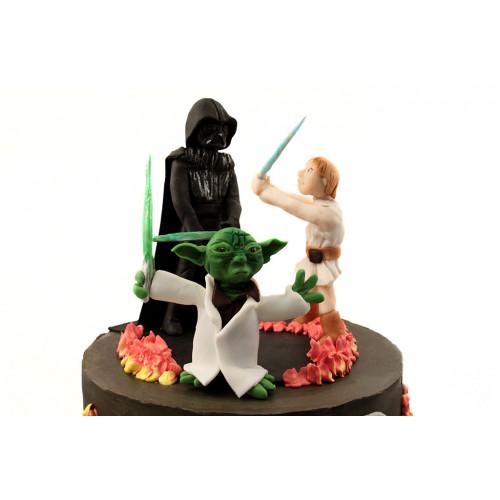 Торт Звёздные войны