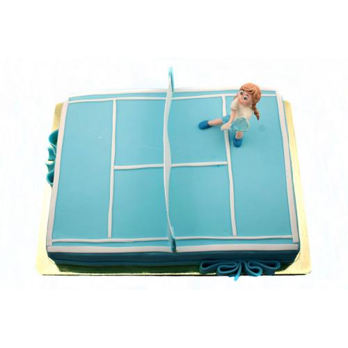 Торт для Теннисистки
