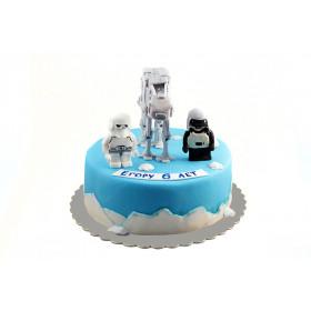 Торт Звёздные войны на заказ
