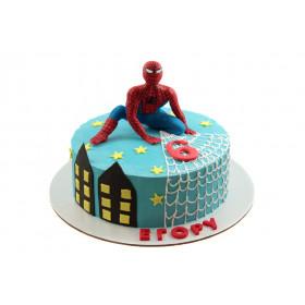 Торт Человек паук