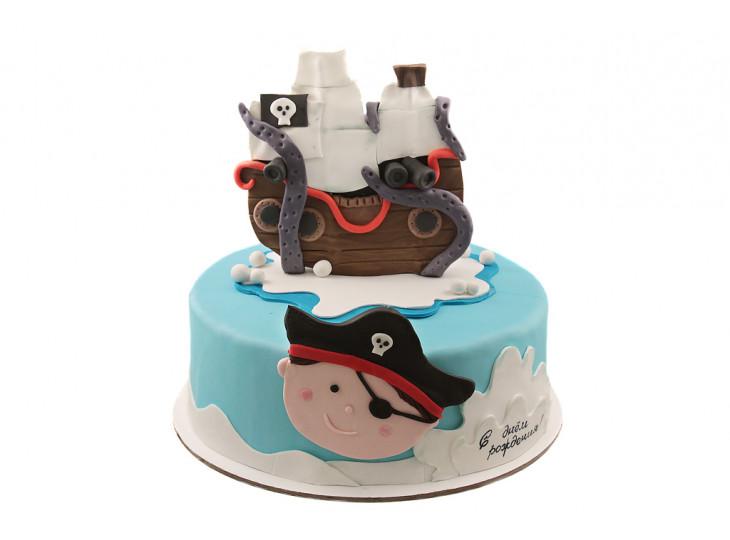 Торт с Пиратом