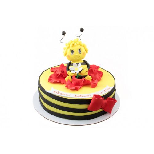 Торт Пчелка для мамы