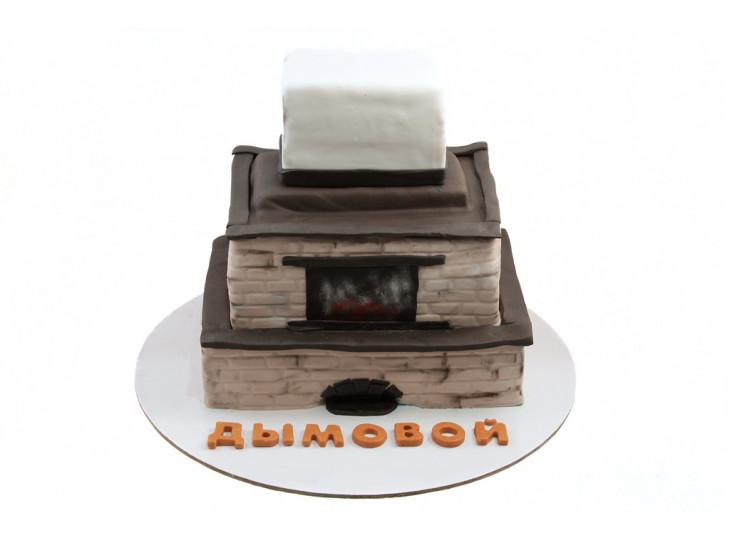 Торт Печка