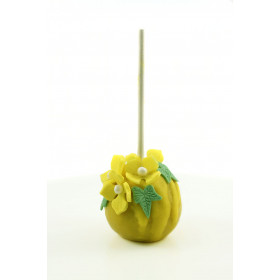 Кейк попсы Лимонные