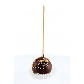 Кейк попсы Шоколадные в звездах