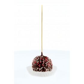 Кейк попсы Шоколадные в обсыпке