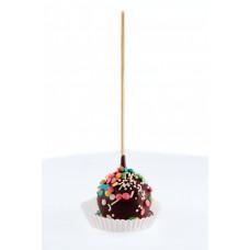 Кейк попсы в цветной обсыпке