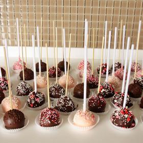 Кейк попс на День рождения