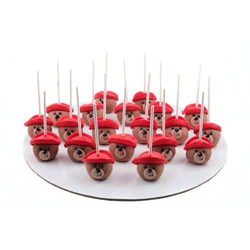 Кейк попсы Паддингтон