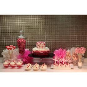 Кэнди бар Розовый
