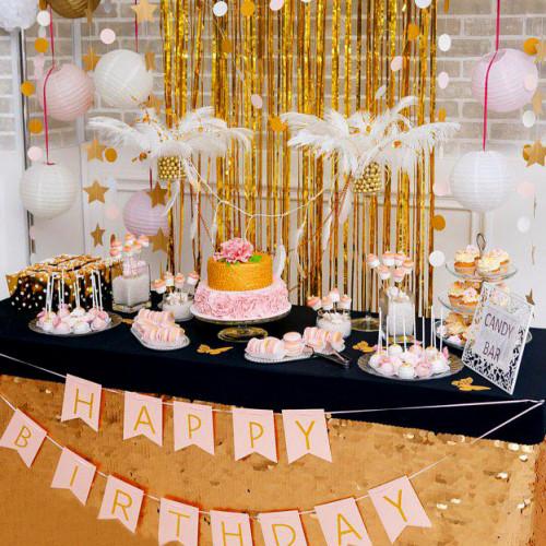 Кэнди Бар на День рождения