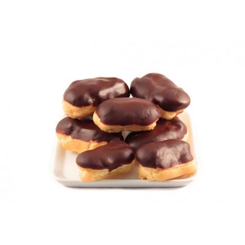 Эклеры в шоколадной глазури