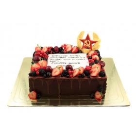 Торт для ветерана