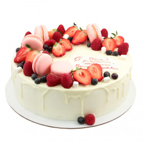 Торт Любимой на День Рождение