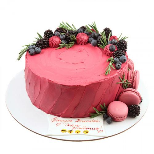 Торт в подарок на День рождение