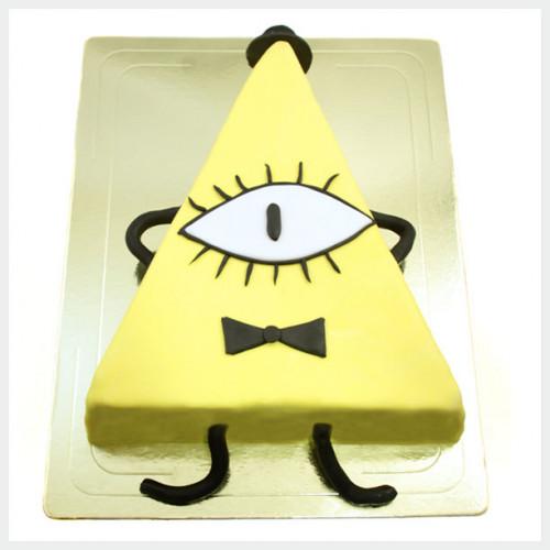 Торт билл шифр из мастики