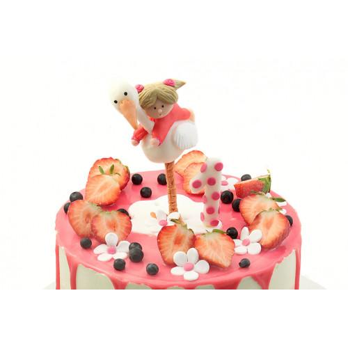 Торт с Аистом