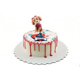 Безглютеновый торт Щенячий патруль
