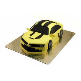 Торт машина Шевроле Корвет
