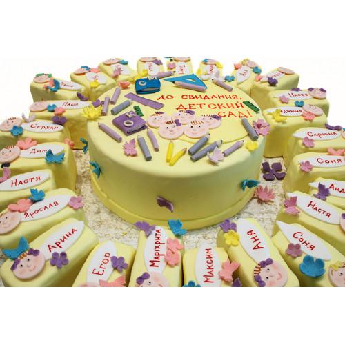 Торт и пирожные Солнышко