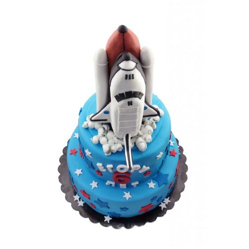 Торт космический корабль шаттл