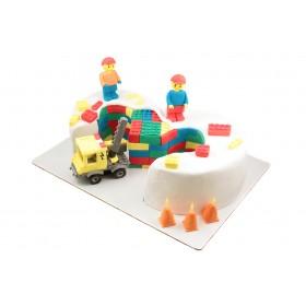 Тор цифра три с Лего