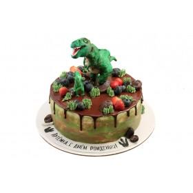 Торт Динозавр Рекс