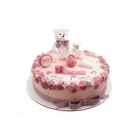 Торт для малыша с мишками