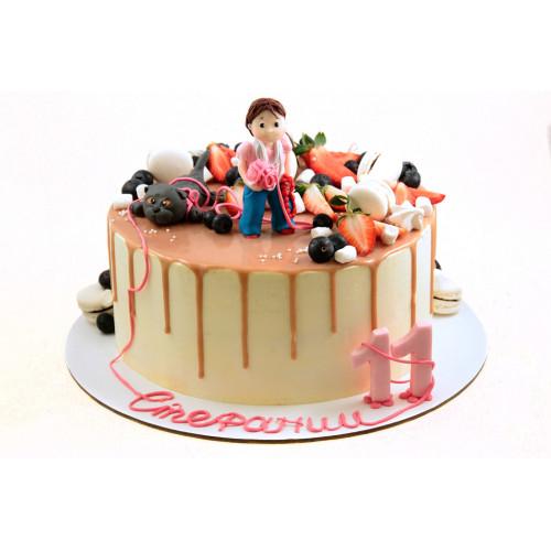 Детский торт для малышки