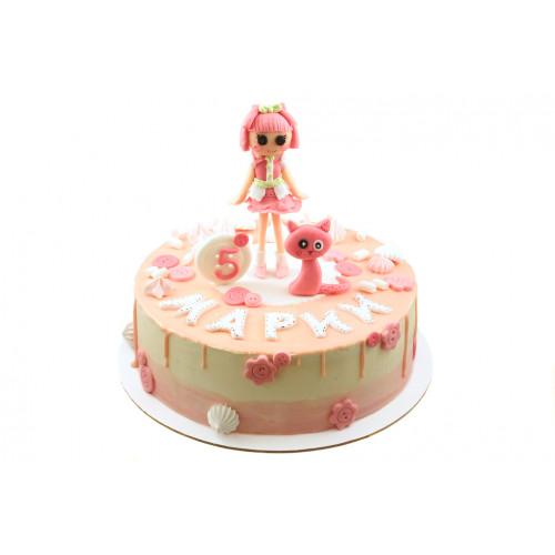 Детский торт Лалалупси