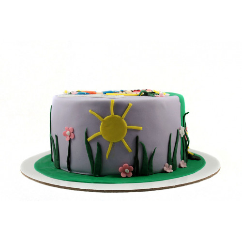 Торт Маленькое королевство