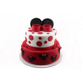 Торт Микки Маус для девочки