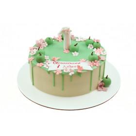 Торт на один год