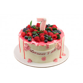 Торт на 7 лет