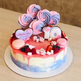 Торт для дочки