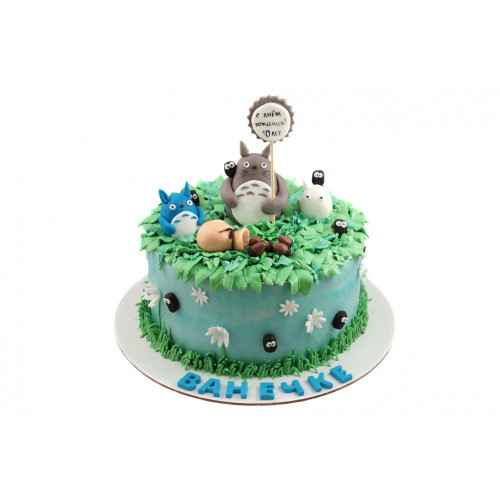 Детский торт Тоторо