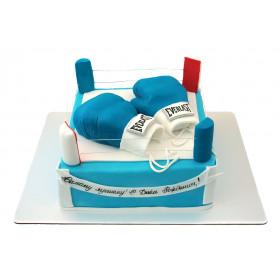 Боксерский торт