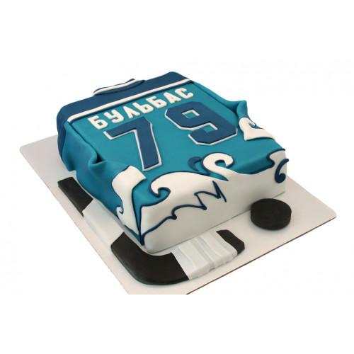Торт для хоккеиста Майка