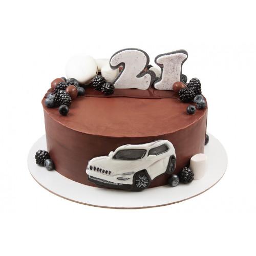 Торт на совершеннолетие