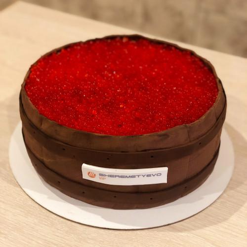 Торт с Красной икрой