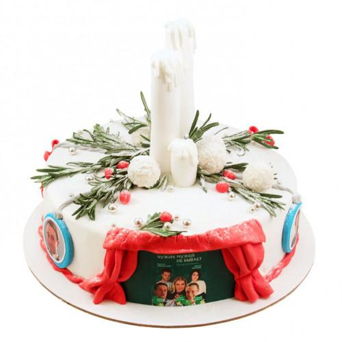 Торт для актеров