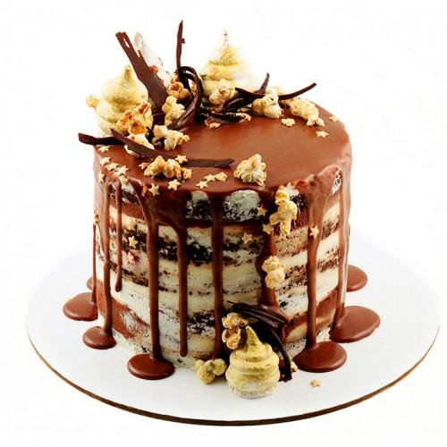 Открытый торт Рустик
