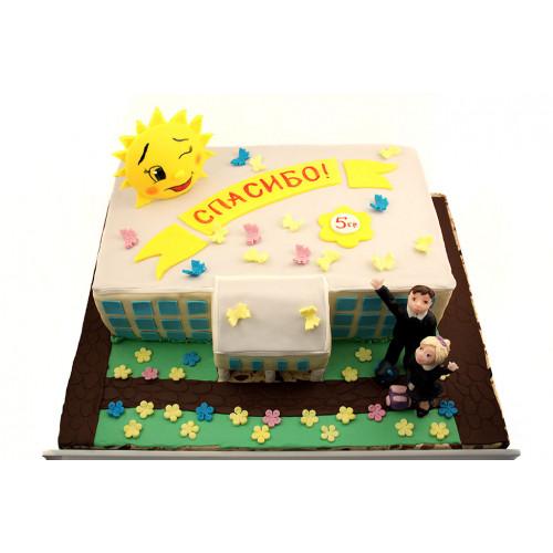 Торт Школа