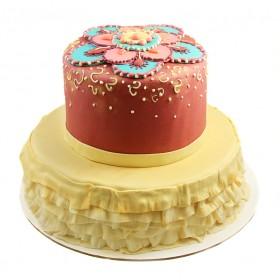 Праздничный Индийский торт