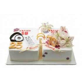 Праздничный Торт Календарь