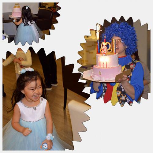Торт с короной на День рождение