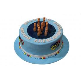 Торт для Синхронисток
